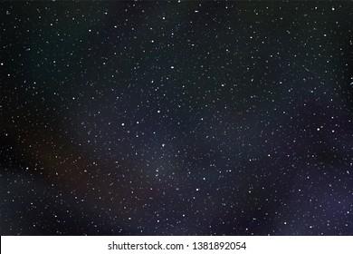 Design of deep universe background