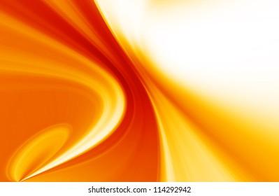 design red orange