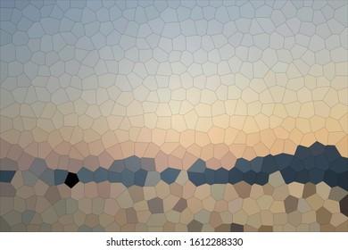 Designed grunge texture or background.