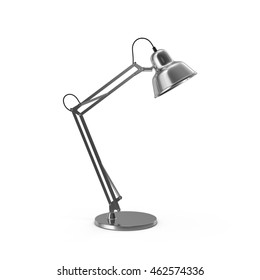 Desk Lamp 3D Illustration