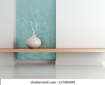 Detail shot of modern living room furniture. Interior design.