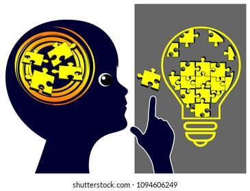 Developing thinking skills in kids. Learning to think critically in early childhood education