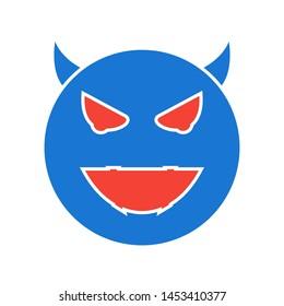 Devil Emoji Images, Stock Photos & Vectors | Shutterstock