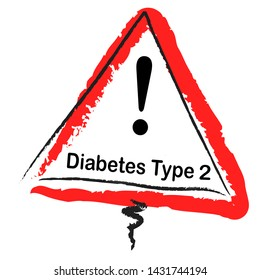 Diabetes Type 2 and warning sign