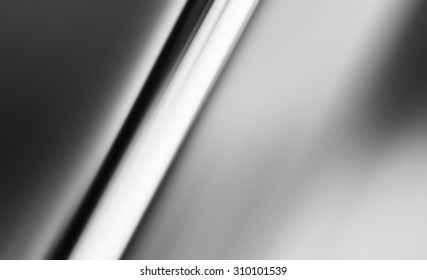Diagonal black and white motion blur abstraction background