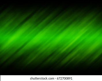 Diagonal green background