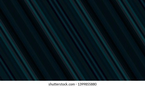 diagonal stripes with black, very dark blue and very dark green color from top left to bottom right.