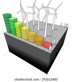 Groovy Wind Turbine Model Images Stock Photos Vectors Shutterstock Wiring Cloud Cosmuggs Outletorg