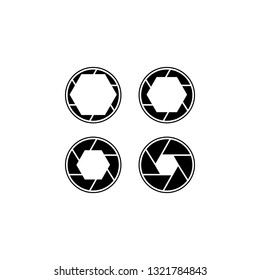 diaphragms icon. Element of photo camera icon for mobile concept and web apps. Detailed diaphragms icon can be used for web and mobile