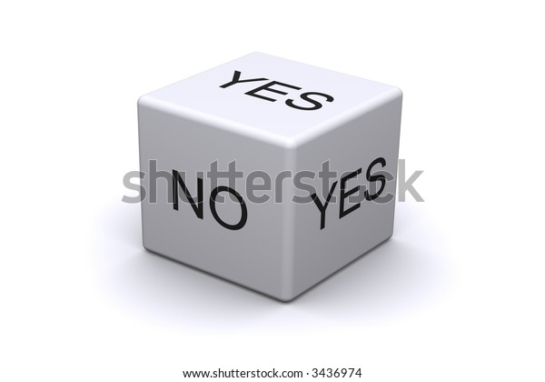 Dice Yes No