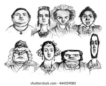 how to draw caricatures lenn redman pdf