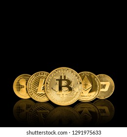 different type of crypto currency coin