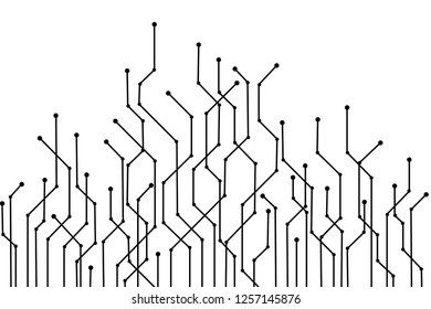 digital energy engineering technical graphic on white background
