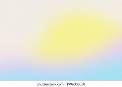 Digital noise gradient. Nostalgia, vintage, retro 70s, 80s style. Abstract lo-fi background. Foggy grain texture. Wallpaper, template, print. Minimal, minimalist. Pink, blue, purple, beige neon colors