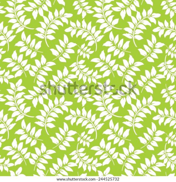 Digital Paper Scrapbook Bright Lime Green Stock Illustration 244525732