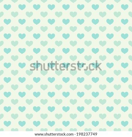 Digital Paper Scrapbook Light Blue Mint Stock Illustration 198237749