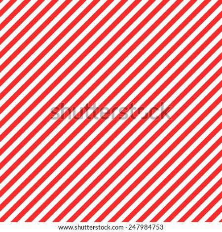 Digital Paper Scrapbook Red Stripes Pattern Stock Illustration