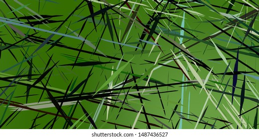Digital sketch on colorful wall mix. 2d illustration. Texture backdrop painting matrix form. Creative chaos structure element material creation bitmap figures. Acrylic vivid variety. - Shutterstock ID 1487436527