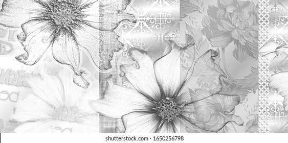 Kitchen Wall Sketch High Res Stock Images Shutterstock