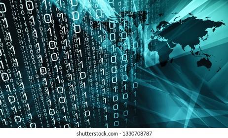 Digital world machine learning algorithms