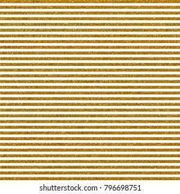 A digitally created metallic striped glitter background design.