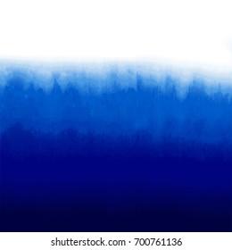 Dip dye repeat pattern design