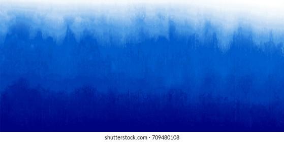 Dip dye texture pattern