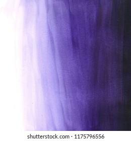Dip-dye background in purple