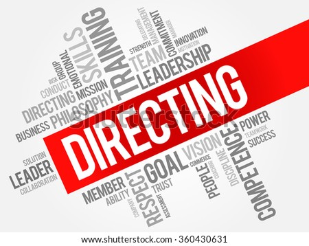 what is directing in business