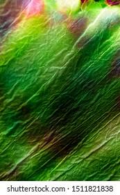 Dirt Smudge. Abstract Shibori Fabric. Vintage Shibori. Vivid Green Texture. Tie Dye Watercolour Pattern. Dirt Smudge Illustration.