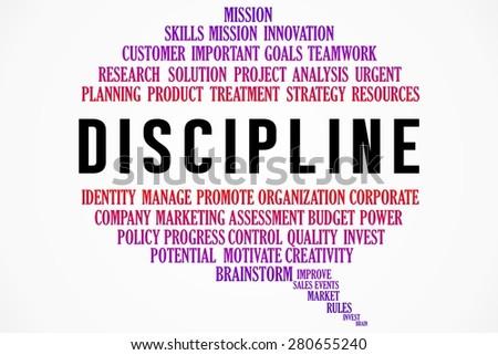 speech on the topic discipline