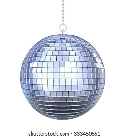 Disco Ball Isolated