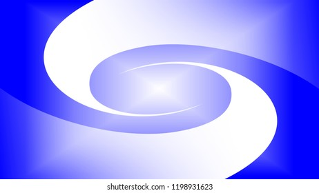 Discount Offer Background Template, Blue Hypnotic Spotlight Centered Model for Ad, Web, Video, TV, Screen - Add Text, Logo, Product Image - Widescreen 16:9 300dpi HQ Ready made Easy Marketing Tool