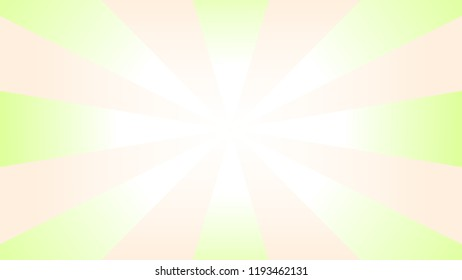 Discount Offer Background Template Green Brown Spotlight Shine Centered Model For Ad Web
