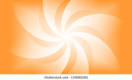 Discount Offer Background Template, Orange Hypnotic Spotlight Centered Model for Ad, Web, Video, TV, Flyer - Add Text, Logo, Product Image - Widescreen 16:9 300dpi HQ Ready made Easy Marketing Tool