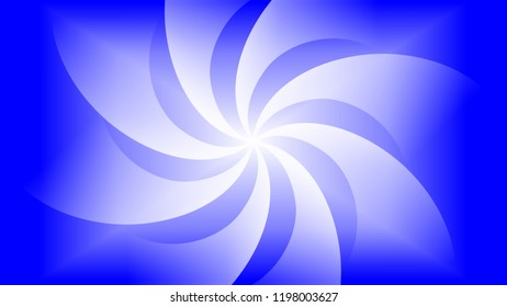 Discount Offer Background Template, Shiny Blue Galaxy Spotlight Centered Model for Ad, Web, Video, TV, Flyer - Add Text, Logo, Product Image - Widescreen 16:9 300dpi HQ Ready made easy Marketing Tool