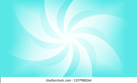 Discount Offer Background Template, Turquoise Spiral Galaxy Spotlight Centered Model for Ad, Web, Video, TV, Flyer - Add Text, Logo, Product Image - Widescreen 16:9 300dpi HQ Ready made Marketing Tool