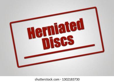 Disease - Header - Herniated Discs