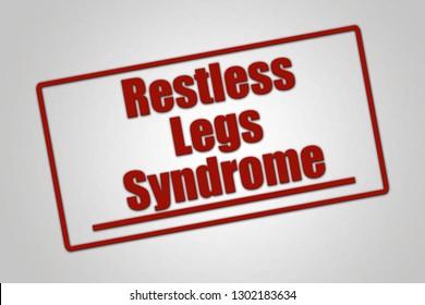 Disease - Header - Restless Legs Syndrome