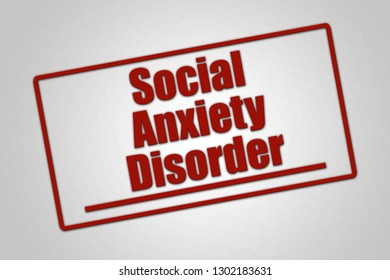 Disease - Header - Social Anxiety Disorder