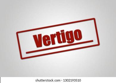 Disease - Header - Vertigo