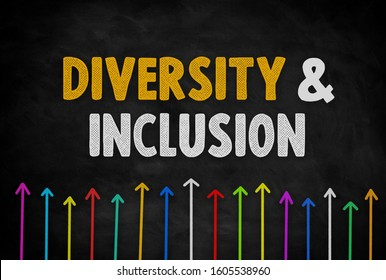 Diversity and Inclusion - equal rights for everyone