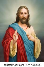 Divine Mercy of Jesus Christ Christian God
