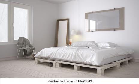 Pallet-bed Images, Stock Photos & Vectors | Shutterstock