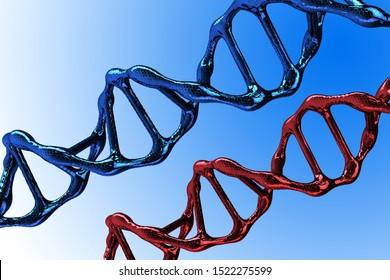 DNA CIENCIA ADN BIO 3D