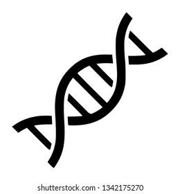 DNA symbol icon