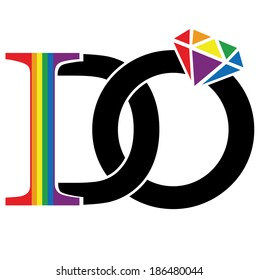 I DO - support marriage equality