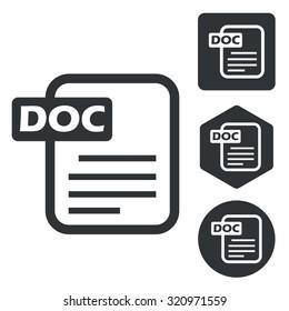 DOC document set
