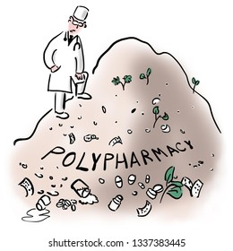 Doctor and polypragmasia