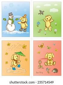 Dog seasons